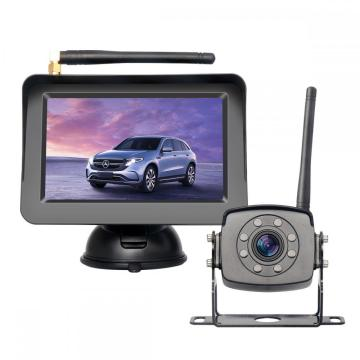 rear view camera for caravan reversing aid
