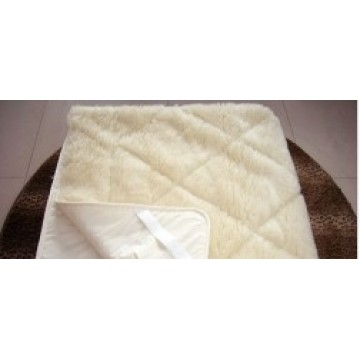 Wool Bed Mattress Faux Fur