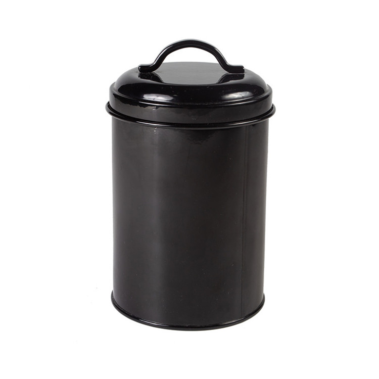 Metal Food Storage Tin Canister