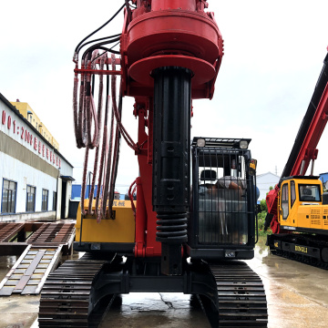 Shandong Dingli Hydraulic Pile Driver For Sale