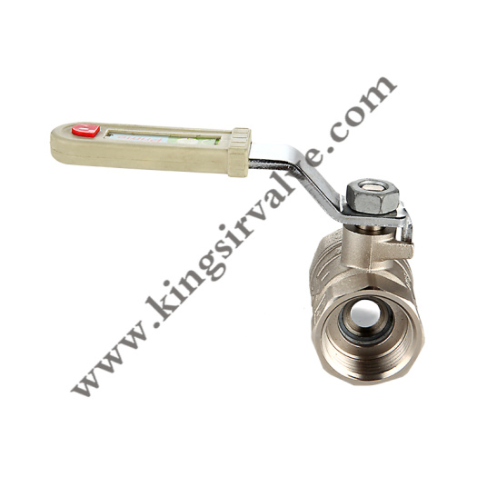 Nickel plating Brass valve
