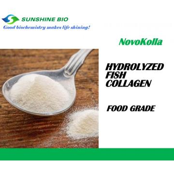 Hydrolyzed Fish Collagen Food Grade