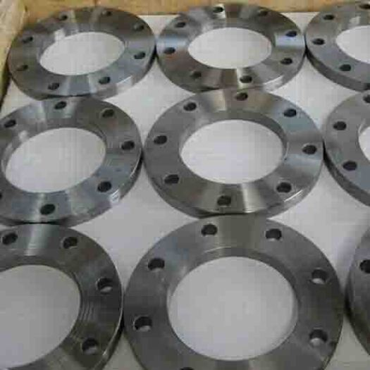 PN10 carbon steel 20# forged plate flange