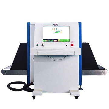 Hotsales Subway  Airport Xray Baggage Scanner 6550