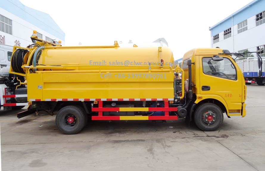 Waste Pump Truck For Sale