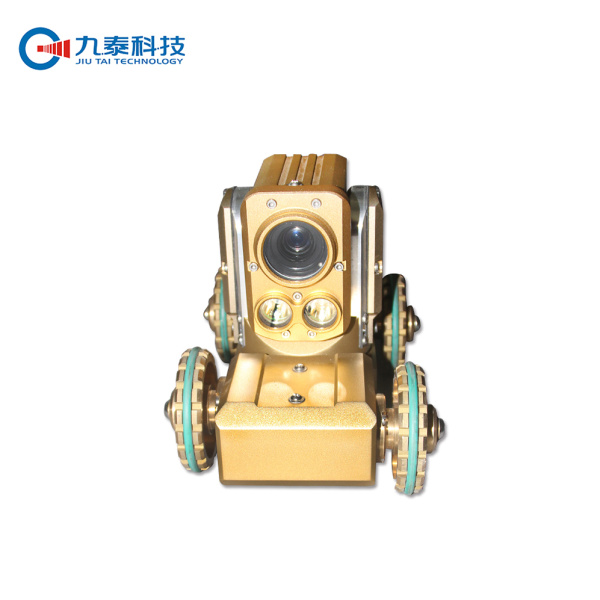 Industrial Pipe Inspection Robot for Video Pipe