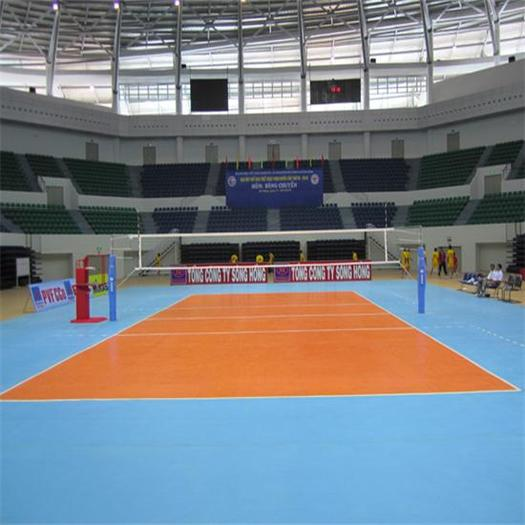 Indoor Removable Volleyball Court Floor