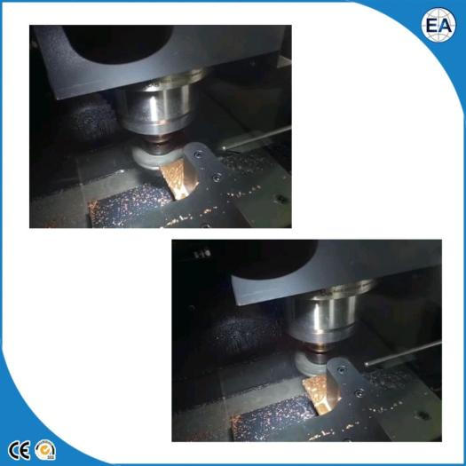 Bus Arc Machining Center For Copper