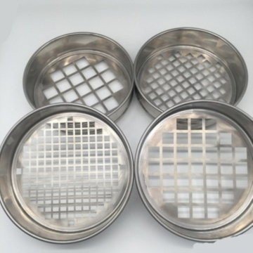 ASTM Testing Sieve in Round/Square/Rectangle hole