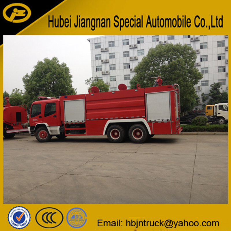 Isuzu Firefighter Truck