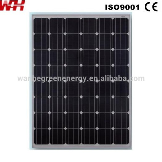 80w 100w flexible pv solar panel