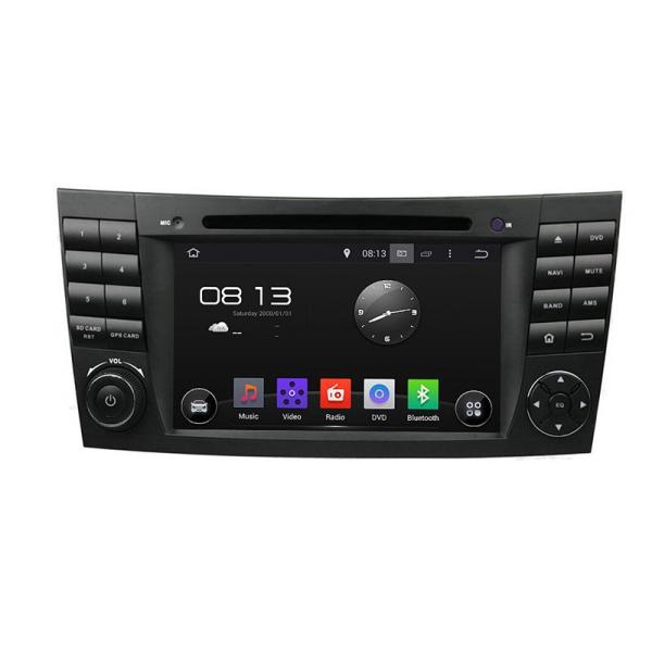 Android 8.1 E-Class W211 Multimedia System