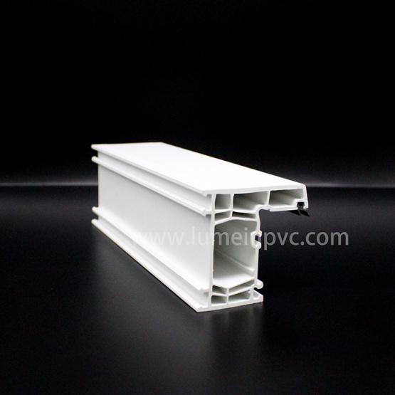 Windows doors pvc profiles with uv protection