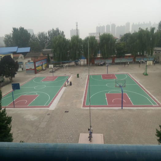 Outdoor PVC Synthetic multipurpose Flooring