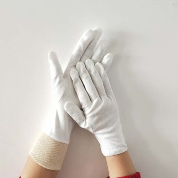 Cotton Safety nuclear Gloves
