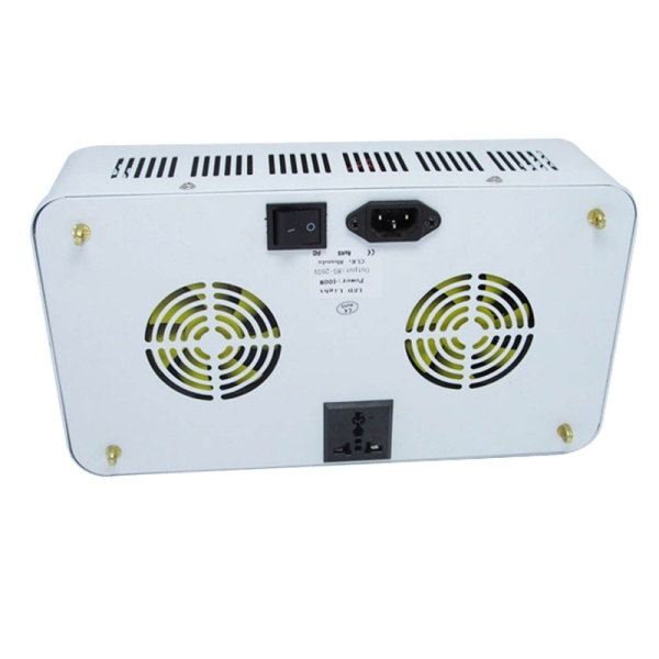 High Lumen Greenhouse 384W COB LED Grow Lighting