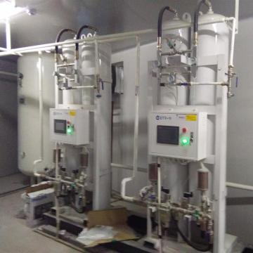 Hospital Onsite Oxygen Plant With Manifold Backup System