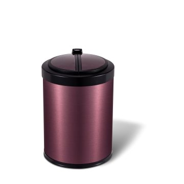 9 L Rose Gold Office Intelligent Induction Gorgeous Trash Can