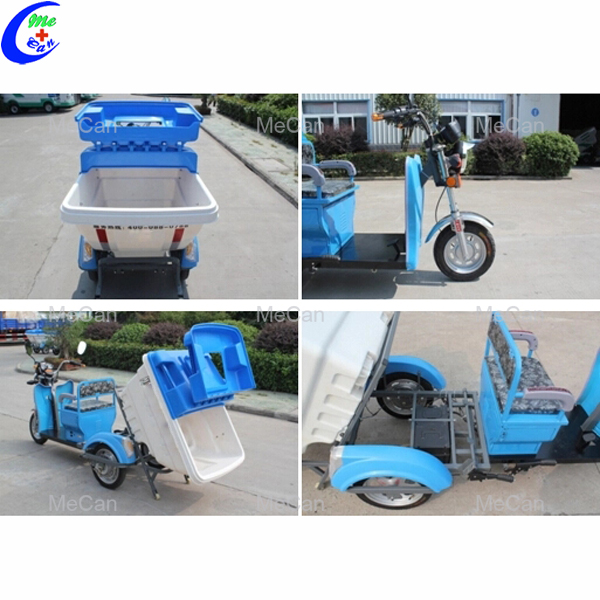 Garbage Transportation Tricycle