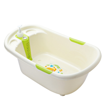 Infant Bathtub With Thermometer