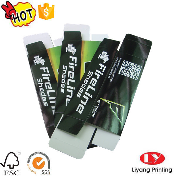 Hot product packaging reverse tuck box