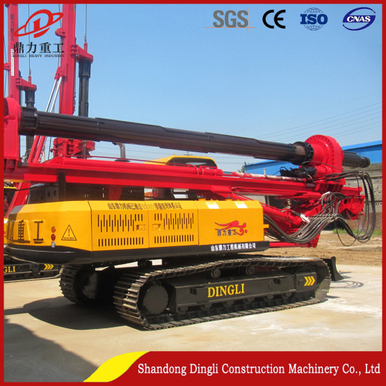 30m high quality water well bridge pile driver