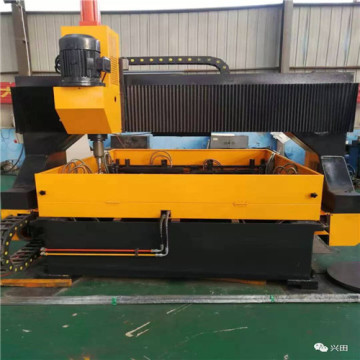 CNC Gantry Moving Plate Drill Machine