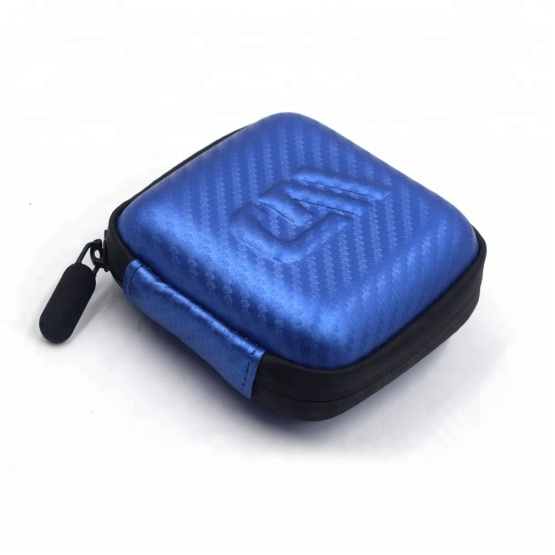 Waterproof EVA Leather Carring Case for Earphone/Earbud