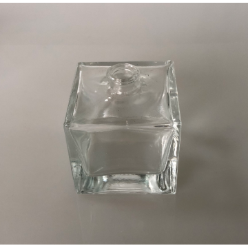 50ml Square Glass bottle