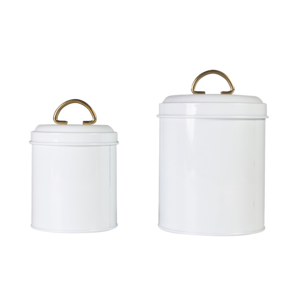 Cheap Wesco Storage Canister Pot
