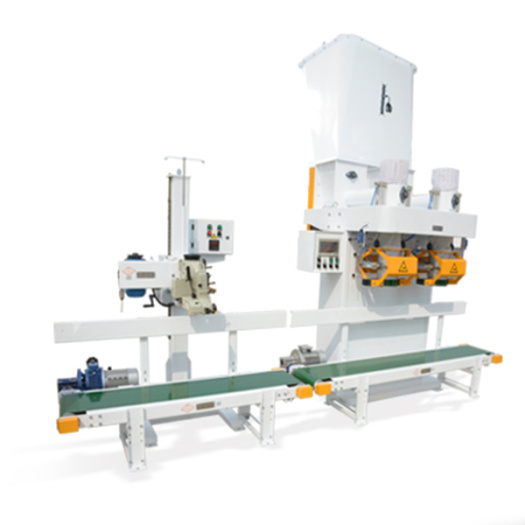 Flour Weighing and Packing Machine