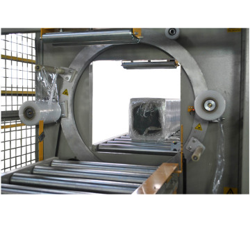Fuji horizontal wrapping machine
