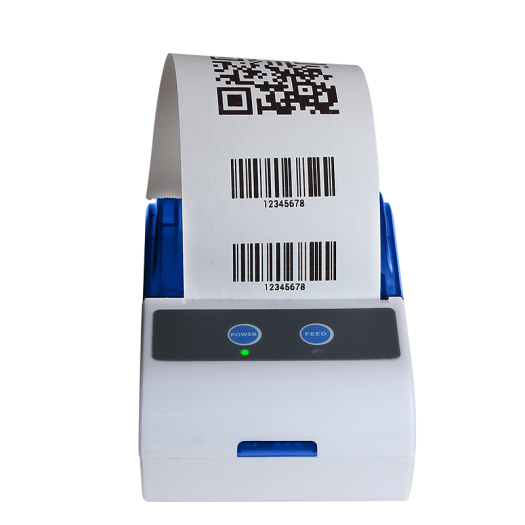 Mobile bluetooth 58mm thermal printer price in india