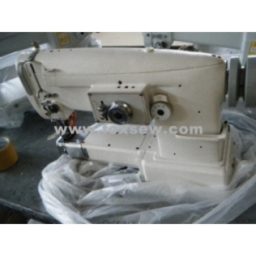 Cylinder Bed Walking Foot Zigzag Sewing Machine