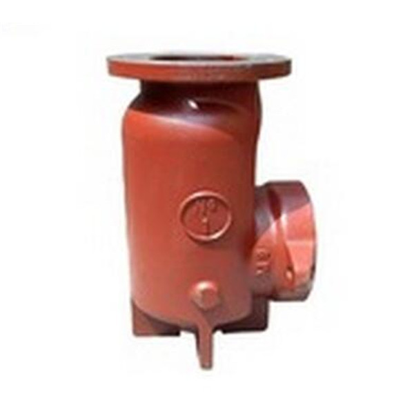 iron water valve grey iron fire hydrant body