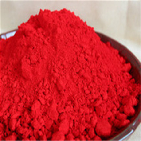 Pmu Organic Lip Pigment Powder Red