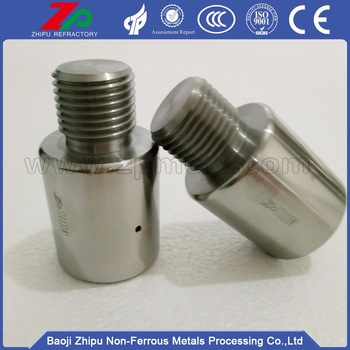 Seek Chuck for High temperature furnace component