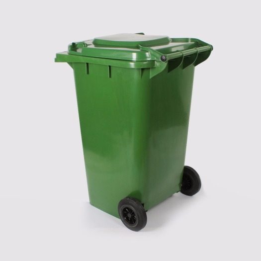 Outdoor large and small garbage bin plastic moulds