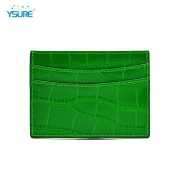 Luxury New Custom Slim Business Credit Card Holders