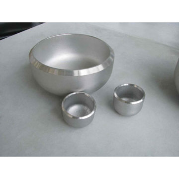 Stainless Steel ASTM A403 WP304 End Cap
