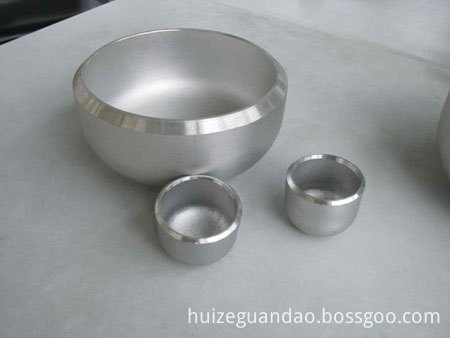 Sch40 pipe fitting cap