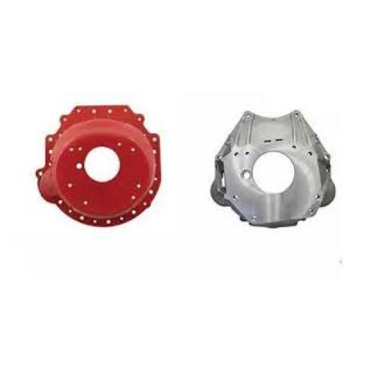 aluminum clutch plate & bell housing