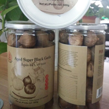 FDA Certificate Aged Single Bulb Black Garlic