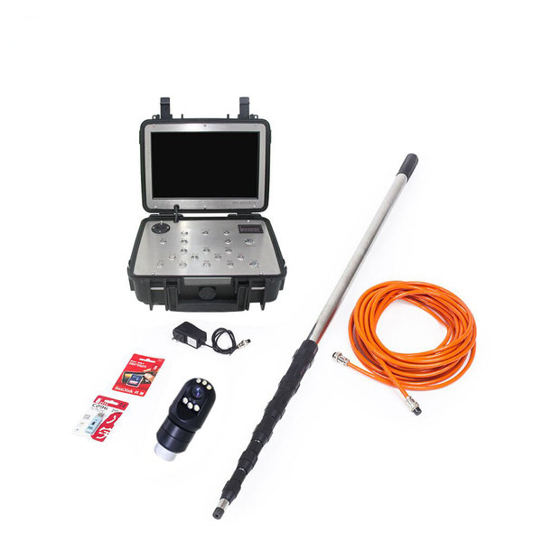 200m Tank Pipe and Container Inspection Camera