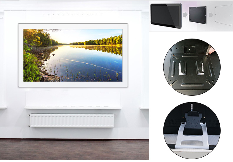 Wall Mount Touch Screen Monitor,Wall Mounted Touch Screen,Wall Mount Vesa Monitor,Wall Mounted Touch Screen Display