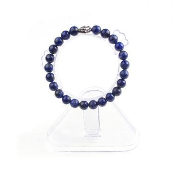 Lapis Lazuli Beads Fashion Lion Bracelet Bangle