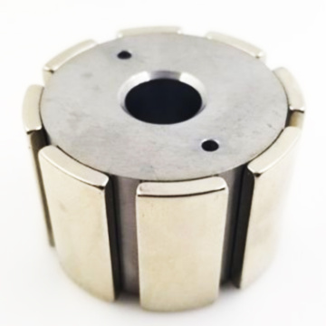 Custom Neodymium Magnetic Assembly for fan motor