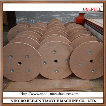wooden wire reels spool for sale