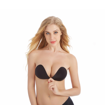 sticky Push Up Invisible Adhesive Strapless Silicone bra