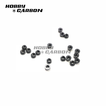 M3 carbon fiber press nut RC frames drones